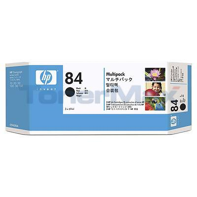 HP NO 84 DYE INK BLACK